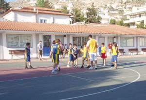 1ο Φεστιβάλ Ακαδημιών Μπάσκετ στο Ν.Ο.Σ.