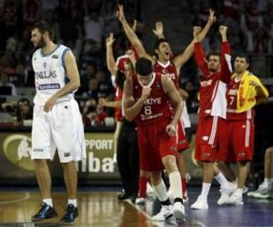 Μουντομπάσκετ-Δεν τα κατάφερε η Εθνική.