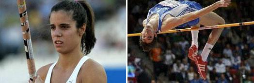 Δύο ασημένια μετάλλια κατέκτησαν οι Έλληνες αθλητές στην Πράγα