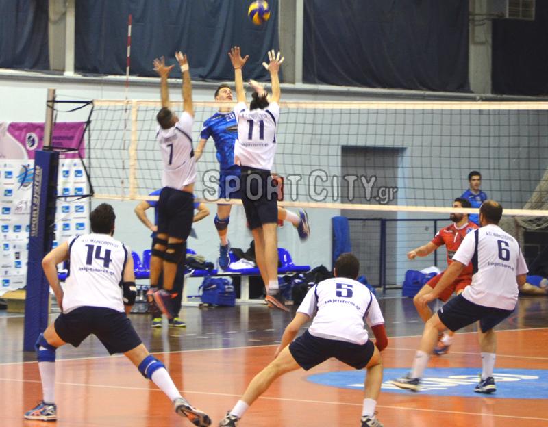 Πρωτάθλημα Βόλεϊ ΕΣΠΑΑΑ – play off