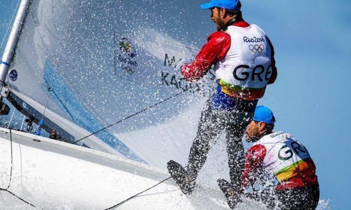 Ρίο 2016: Χάλκινο μετάλλιο για τους Μάντη και Καγιαλή
