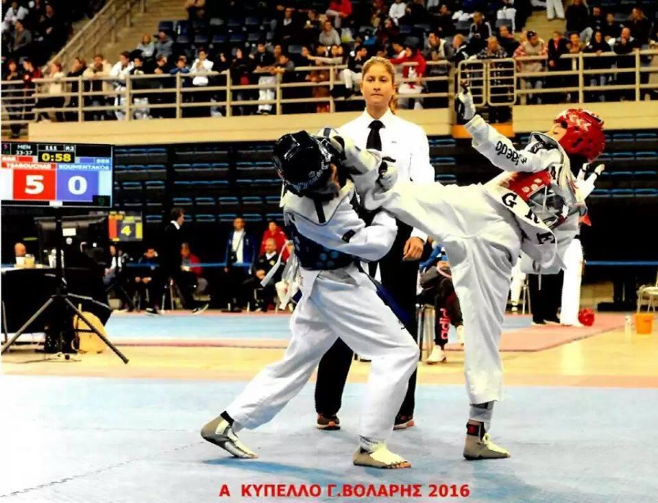 TAE KWON DO: Σημαντική διάκριση αθλητή του Ο.Α.Λαυρίου