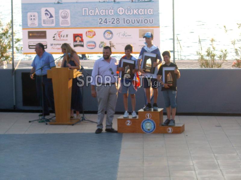 Ολοκληρώθηκε το Πανελλήνιο πρωτάθλημα Optimist
