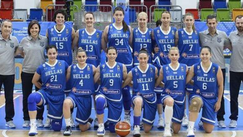 Eurobasket γυναικών: Πρόκριση της Εθνικής στην 8άδα