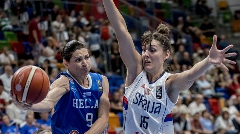 Ιστορική νίκη της Εθνικής Γυναικών επί της Σερβίας με 69-60