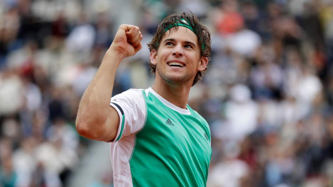 Roland Garros: Βαριά ήττα του Τζόκοβιτς