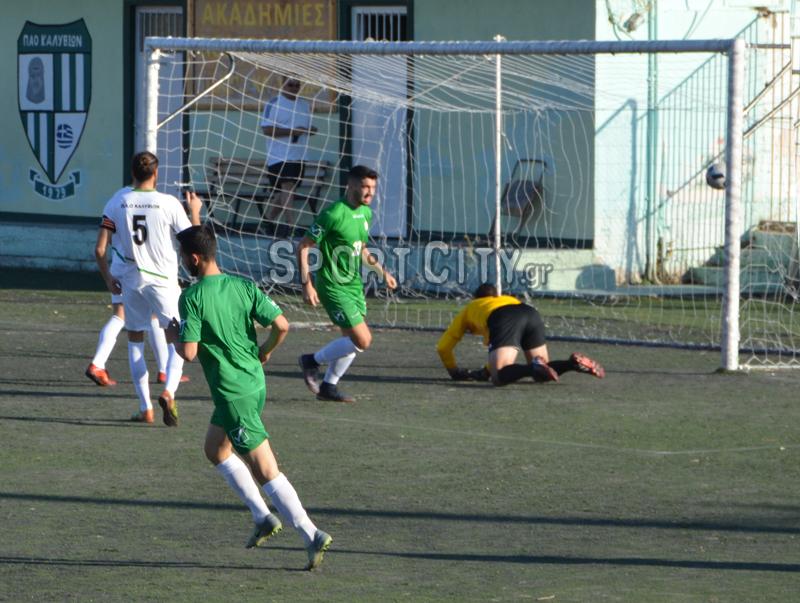 Φιλικό: Καλύβια – Μαρκό 0-2