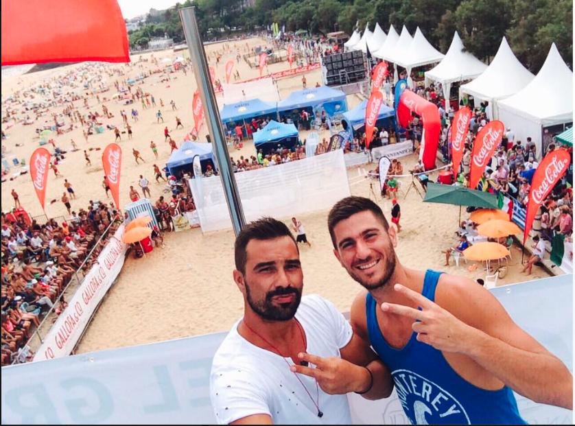 Beach Racket (Valetudo): Παγκόσμιο Πρωτάθλημα 2017
