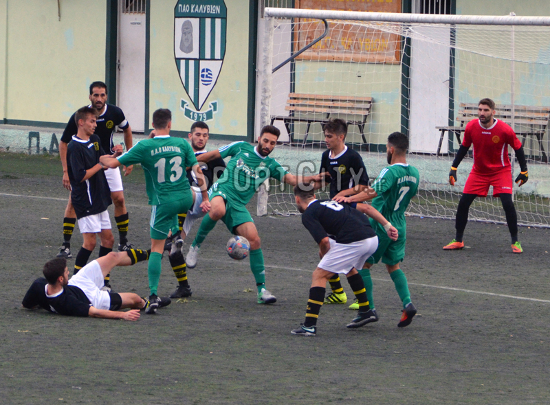 Καλύβια – Άρης Βούλας 0-0