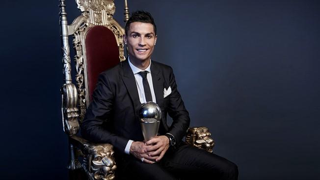 FIFA: Καλύτερος ποδοσφαιριστής 2016-17 ο Κριστιάνο Ρονάλντο
