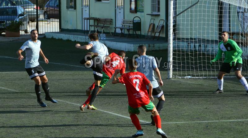 Καλύβια – Λαυρεωτική 1-0