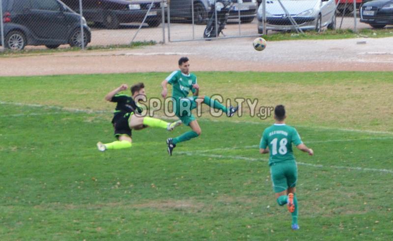 Μαρκό – Καλύβια 3-0