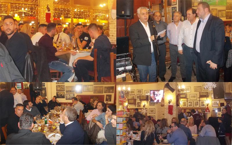 Επιτυχημένη η Χριστουγεννιάτικη εκδήλωση του ΠΑΟ Καλυβίων
