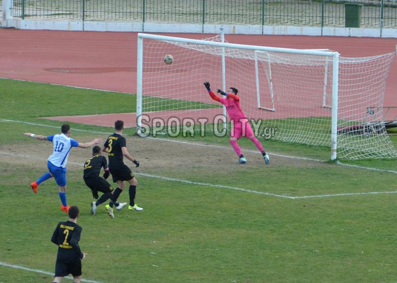 Κεραυνός Κερατέας – Παλληνιακός 0-0
