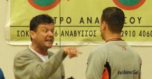 Νέος προπονητής στον Κούρο ο Θοδωρής Παλαιοχωρίτης