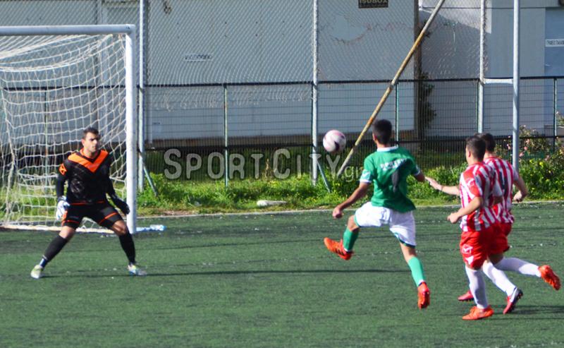 Πρωτέας Π.Φώκαιας – Αχιλλέας Κ.Αχαρνών 1-0