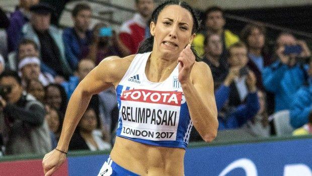 Πανελλήνιο Πρωτάθλημα κλειστού στίβου: Σπουδαία εμφάνιση της Μπελιμπασάκη