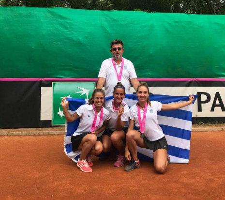 Fed Cup: Στο πρώτο γκρουπ της ΕυρωΑφρικανικής ζώνης η Ελλάδα